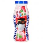 Кисломолочный напиток Имунеле For Kids малиновый пломбир, 100г