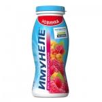 Кисломолочный напиток Имунеле малина-морошка, 1.2%, 100г