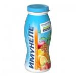 Кисломолочный напиток Имунеле мультифрукт, 1.2%, 100г