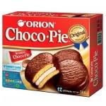 Бисквит Orion Choco Pie 360г, 12шт
