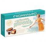 Конфеты Комильфо миндаль и крем-карамель, 116 г