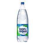Вода питьевая Bon Aqua, ПЭТ, газ 2л