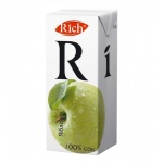 Сок Rich яблоко, 200мл