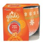 Аромасвеча Glade Сладкий апельсин, 120г