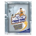 Средство для прочистки труб Мистер Мускул 3х70г, гранулы