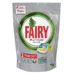 Капсулы для ПММ Fairy All in 1 Platinum, 50шт, лимон