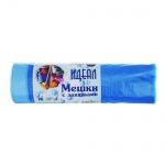 Мешки для мусора Артпласт Идеал 30л, голубые с завязками, 11мкм, 30шт/уп