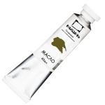 Краска масляная художественная Малевичъ оливковая, туба 40мл