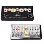 Набор художественный Малевичъ Классик для живописи маслом, 10 цветов х 40мл, в картонной упаковке