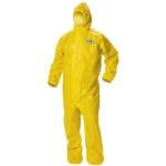 Комбинезон Kimberly-Clark Kleenguard A71 96780, желтый, XL