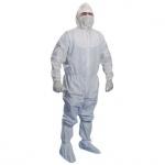 Комбинезон Kimberly-Clark Kimtech Pure A5 Sterile 88806, XXXXL, белый