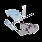 Набор для мытья вертикальных поверхностей Vileda Pro Interior Cleaning kit 77х15х10см, 148913