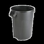 Бак для мусора Vileda Pro Титан 85л, черный, 137771
