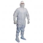 Комбинезон для чистых помещений Kimberly-Clark Kimtech Pure A5 88801, белый, М