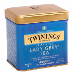Чай Twinings Lady Grey черный, 100г, ж/б