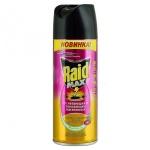 Средство от насекомых Raid Max 300мл, весенний луг, аэрозоль