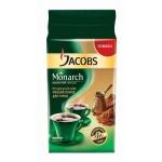 Кофе молотый Jacobs Monarch для турки, 200г, пачка
