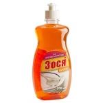 Средство для мытья посуды Вкусная Косметика Зося 500мл, цитрус, гель
