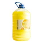 Жидкое мыло наливное Вкусная Косметика 5л, лимон, с перламутром