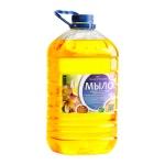 Жидкое мыло наливное Вкусная Косметика 5л, цветочное, с глицерином
