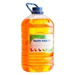 Жидкое мыло наливное Вкусная Косметика 5л, манго, с глицерином, эконом