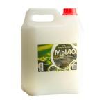Жидкое мыло наливное Вкусная Косметика 5л, Lux, канистра