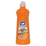 Чистящее средство Help 600г, апельсин, крем