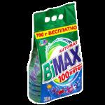 Стиральный порошок Bimax Compact, 100 пятен, автомат, 3 кг
