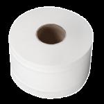 Туалетная бумага Экономика в рулоне, белая, 150м, 2 слоя, 152145
