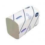 Бумажные полотенца Kimberly-Clark Kleenex Ultra 6777, листовые, 124шт, 2 слоя, белые