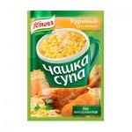Суп Knorr куриный с лапшой, 3штх13г