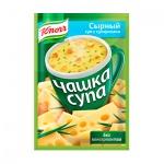 Суп Knorr сырный с сухариками, 3штх15.6г
