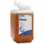 Жидкое мыло в картридже Kimberly-Clark Kleenex Ultra 6330, 1л, янтарное