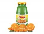 Сок Pago апельсин, 0.2л x 3шт, стекло