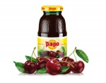 Сок Pago вишня, 0.2л x 3шт, стекло
