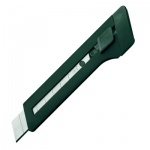Нож канцелярский Edding Е-M18 18 мм, черный