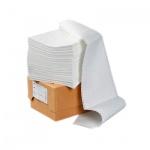 Перфорированная бумага Mega Office Стандарт 240х305мм, белизна 90%CIE, с неотрывной перфорацией, 2000шт