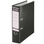 Папка-регистратор А4 Bantex Economy черная, 70 мм, 1446-10
