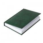 Ежедневник недатированный Brunnen Смарт Мирадор зеленый, А6, 180 листов