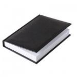 Ежедневник недатированный Brunnen Смарт Мирадор черный, А6, 180 листов