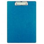 Клипборд с крышкой Bantex синяя, А4, 4210-01