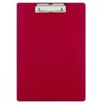 Клипборд с крышкой Bantex красная, А4, 4210-09