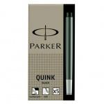 Картридж для перьевой ручки Parker Z11, S0116200, черный