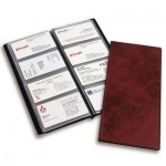 Визитница Koh-I-Noor Gama на 112 визиток, ассорти, 220х250мм, пластик