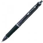 Ручка шариковая автоматическая Pilot Acroball черная, 0.28мм