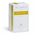 Чай Althaus Ginseng Valley, травяной, 20 пакетиков