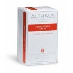 Чай Althaus Persischer Apfel, фруктовый, 20 пакетиков