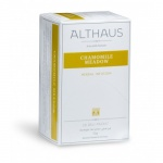 Чай Althaus Chamomile Meadow, травяной, 20 пакетиков