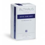 Чай Althaus Royal Earl Grey, черный, 20 пакетиков