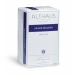Чай Althaus Assam Meleng, черный, 20 пакетиков